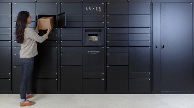 Digital Locker, Luxer One, 660x368px