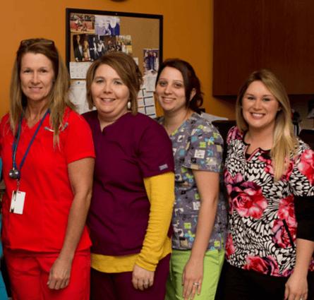 Columbia Pediatrics staff